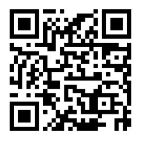 マリッジネット専用アイデート登録画面QRコード